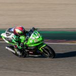 Indy Offer finishes P14 in Spain to secure his first WorldSSP300 race finish